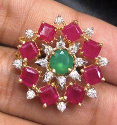 Cz Jewellery, Gold Jewellery Design, Gold Jewelry, Jewelery, Fine Jewelry, Jewelry Necklaces, Indian Jewelry Sets, India Jewelry, Antique Necklace