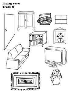las partes de la casa   McLife by Me :)