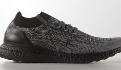 online store a73bd 99ba1 Ultra Boost Triple Black, Adidas Ultra Boost Uncaged, Sneaker Magazine,  Black Adidas,