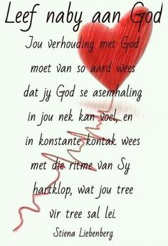 Prayer Quotes, Bible Quotes, Me Quotes, I Love You God, God Loves You, Jesus Loves, Good Morning Inspirational Quotes, Good Morning Quotes, Afrikaanse Quotes