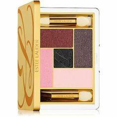 Estée Lauder Pure Colour Five Colour Eyeshadow Palette, Angel Peach http://pixiie.net/shop/este-lauder-pure-colour-five-colour-eyeshadow-palette-angel-peach/