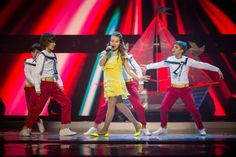 Russia revives national selection show for Junior Eurovision 2015