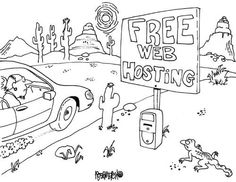 Нужен ли бесплатный хостинг