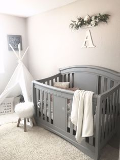 Merveilleux A Whimsy Baby Girlu0027s Room