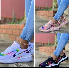Sneakers sizes for Sale in Haymarket, VA - OfferUp All Nike Shoes, Nike Shoes Air Force, Hype Shoes, Nike Shoes Outlet, Cute Sneakers, Shoes Sneakers, Snicker Shoes, Jordan Shoes Girls, Funky Shoes