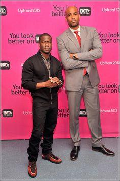 Kevin hart and Boris