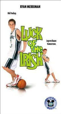 The Luck of the Irish (2001) Poster