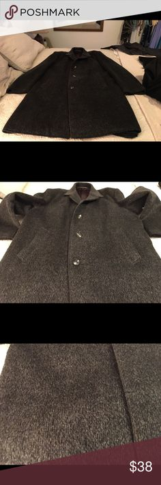 Vintage Wool Coat Vintage Wool Coat Unknown  Jackets & Coats Trench Coats