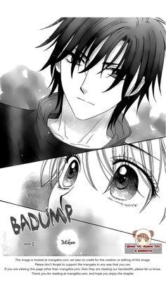 Mikan & Natsume 16 years old chp.179 Gakuen Alice