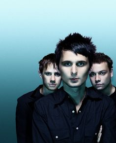 Muse--- amazing band. Love their music and am amazed by their talent. #Muse #band