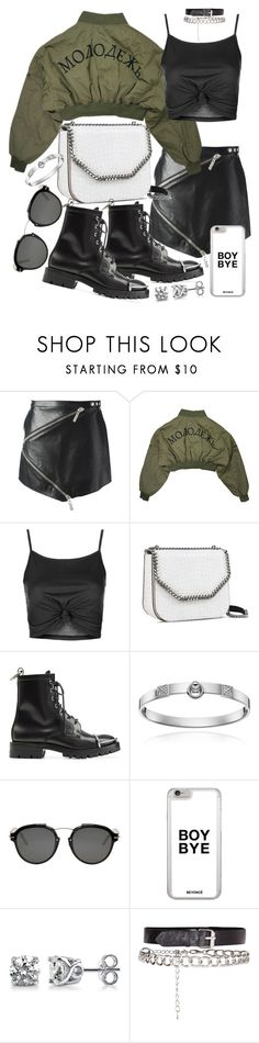 """Untitled #21173"" by florencia95 ❤ liked on Polyvore featuring Kenzo, Topshop, STELLA McCARTNEY, Alexander Wang, Christian Dior and BERRICLE"