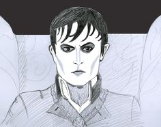Johnny Depp | Barnabas Collins