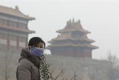 Brouillard matinal ou pollution infernale ?