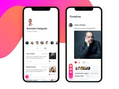 Timeline button interaction designed by Johny vino™. Connect with them on Dribbble; Ui Design Mobile, Ios App Design, Dashboard Design, App Design Inspiration, Music App, Interactive Design, App Development, Apps, Mobile App