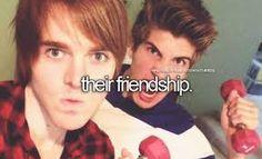 Shane and Joey #shoey