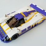 classic race cars in legos