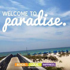 Welcome to the Sunshine State. #HolidayInnResort #HIRPensacolaBeach #PensacolaBeach #UpsideofFL