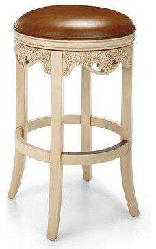 counter stools backless | ... Height Backless Bar Stool traditional bar stools…