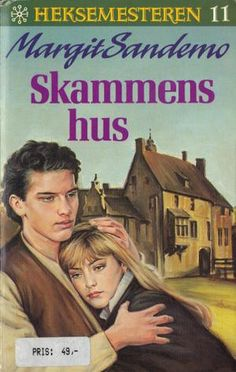 """Skammens hus"" av Margit Sandemo Saga, Baseball Cards, Reading, Books, Movies, Movie Posters, Libros, Films, Book"