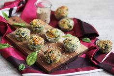 Blog Cuisine & DIY Bordeaux - Bonjour Darling - Anne-Laure: Brunch : Muffins Parmesan-Epinard