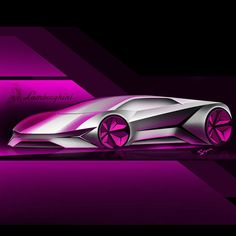 Gallery of design works sent for the initiated by Car Design Pro Lamborghini Concept, Lamborghini Aventador, Fast Sports Cars, Top Luxury Cars, Art Cars, Concept Cars, Cars And Motorcycles, Super Cars, Automobile