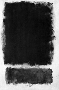 WOWGREAT - dailyrothko: Mark Rothko, Untitled, 1957, Oil on...