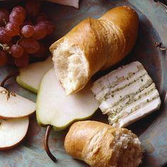 French bread is a light, crusty yeast bread made with water rather than milk. Bread Bun, Bread Rolls, Yeast Bread, Empanadas, Bread Recipes, Baking Recipes, Yummy Recipes, Crusty French Bread Recipe, Good Food