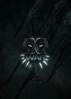 Infinity War poster Black Panther