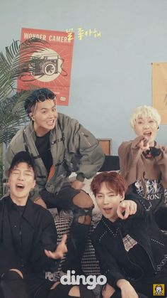 Cute picture of winner smiling post