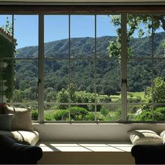 windows / scenery / home Future House, My House, Window View, Through The Window, House Goals, Architecture, My Dream Home, Interior And Exterior, Simple Interior