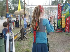 dreads & gipsys by keer_fin, via Flickr