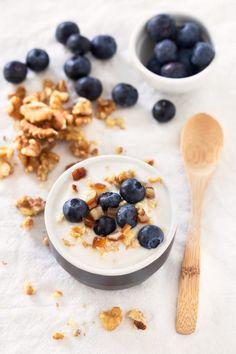 Simple Vegan Blog: 2-Ingredient Vegan Coconut Yogurt.