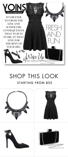 """""""Yoins"""" by little2amsterdam ❤ liked on Polyvore featuring Bobbi Brown Cosmetics, yoins and loveyoins"""