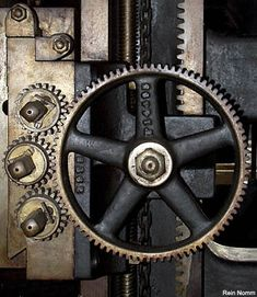 Industrial Art by nomm de photo, via Flickr