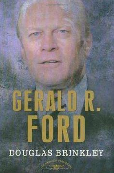 Gerald R. Ford (The American Presidents Series: The 38th President, 1974-1977) by Douglas Brinkley http://www.amazon.com/dp/0805069097/ref=cm_sw_r_pi_dp_uRsmub05F1C3M