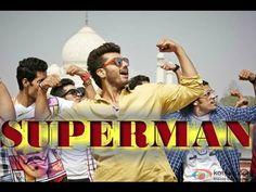 Superman salman ka fan song lyrics -Tevar