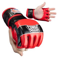 f019b403359 Combat Sports Traditional mmA Fight Gloves