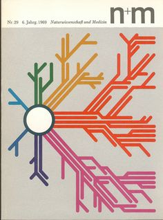 magazine cover by Erwin Poell (1969)