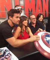 Los actores de Agentes de S.H.I.E.L.D. en la Convención Comic-Con 2015 [Día 2] | ActorsZone