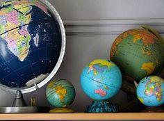 world || globes || map
