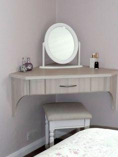 10 best corner vanity table images corner makeup vanity corner rh pinterest com