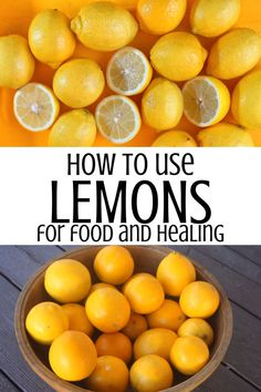 Improve your health and add some flavor to your life with lemons! Lemons can be used for desserts and savory foods, for Health And Wellness Quotes, Wellness Tips, Health And Wellbeing, Health And Nutrition, Health Fitness, Lemon Uses, Use Of Lemon, Wellness Activities, Health Remedies