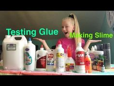 MAKING SLIME UK AND IRELAND / TESTING PVA GLUE, WHERE TO BUY & PRICES Making Slime, How To Make Slime, Slime Uk, Spray Bottle, Ireland, Soap, Personal Care, Cleaning, Self Care