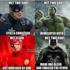 Heroes and Gods