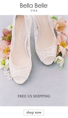 283 Best Ivory Wedding Shoes Images In 2020 Wedding Shoes