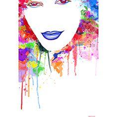 Maxwell Dickson 'Many Colors' Canvas Wall Art