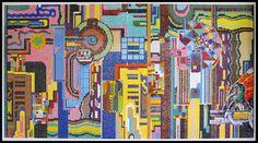 mosaic tottenham court road eduardo paolozzi -