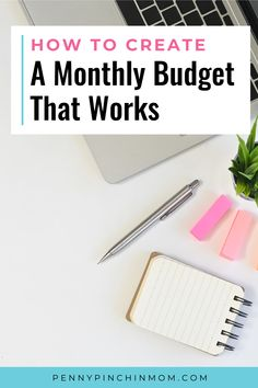 Need help knowing how to budget? This step-by-step guide will help you create a budget that actually works. Includes free printable budget spreadsheet template!