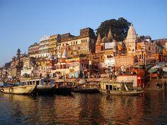 Varanasi-the older city of India