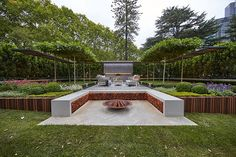 Nathan Burkett Design at Melbourne International Garden & Flower Show